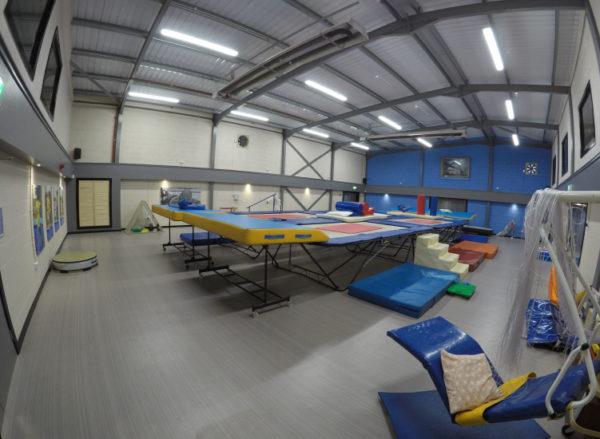 Hadrian School Rebound Therapy Centre